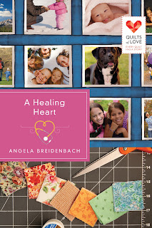 A Healing Heart book cover
