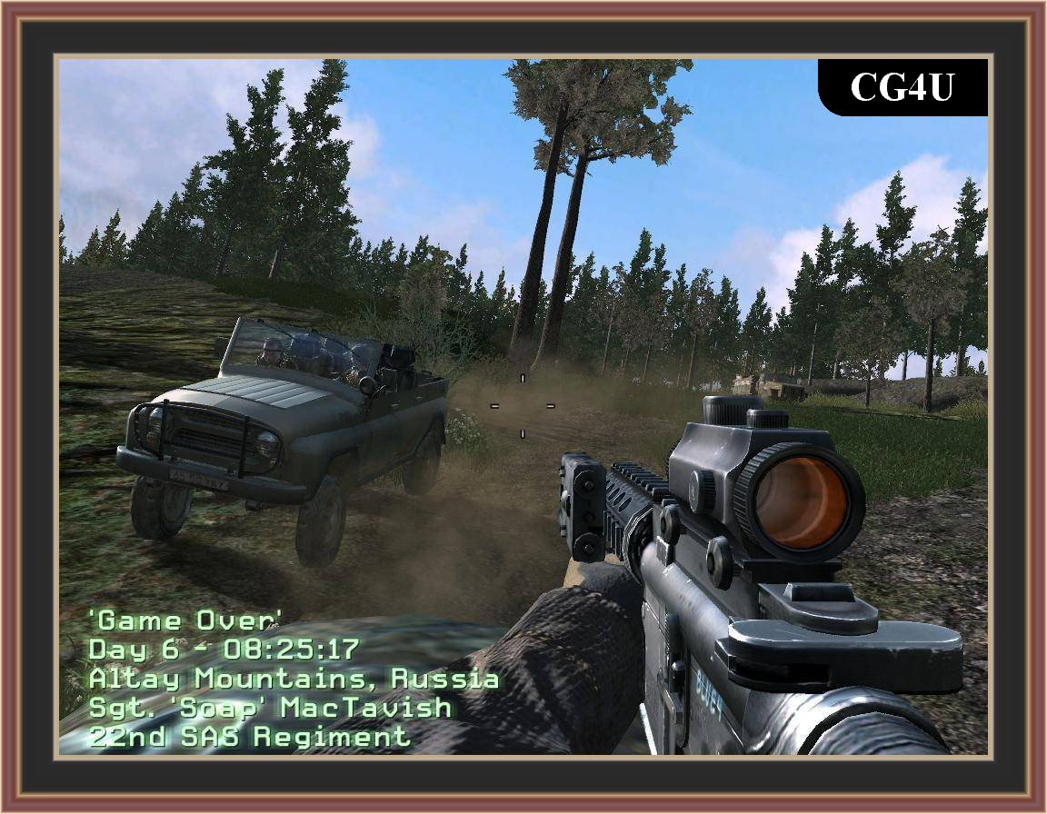 Call of duty 4 modern warfare trade 1 3 patch download