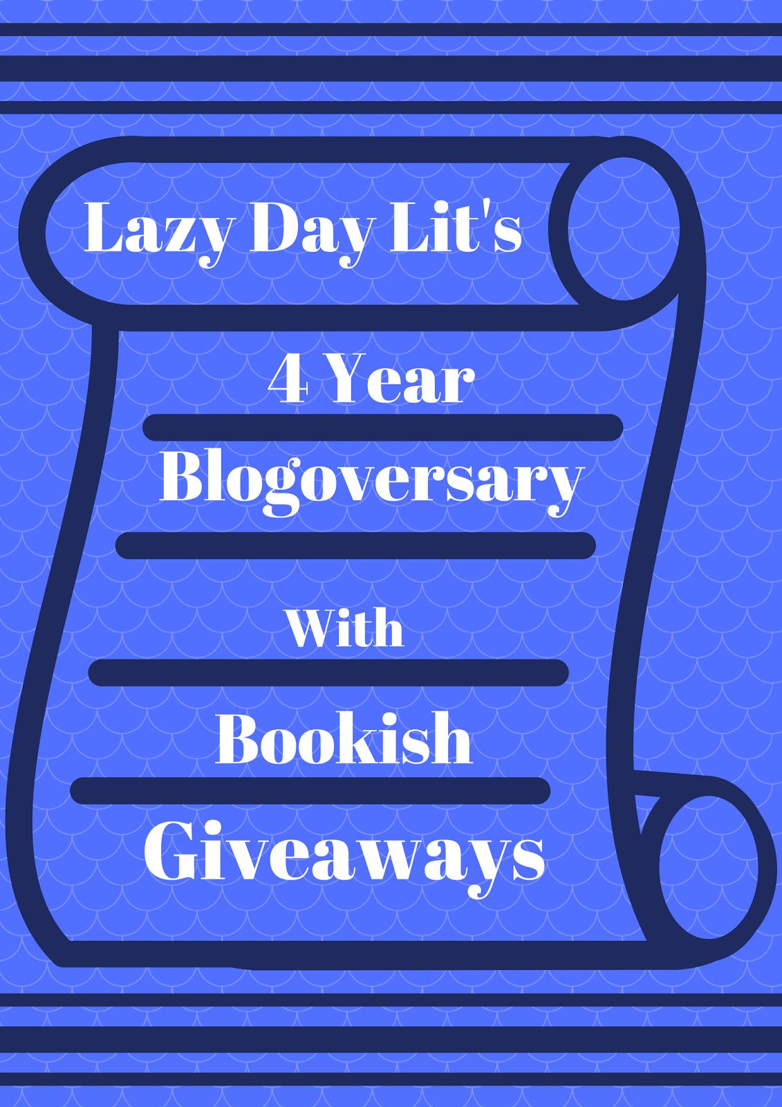 4 YR Blogoversary