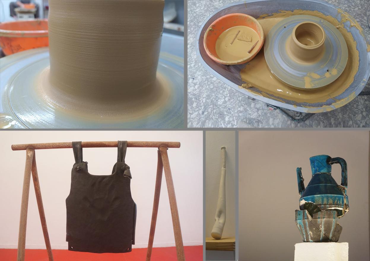 הסטודיו הפתוח- לעבודה באבניים ופיסול גבעת חביבה