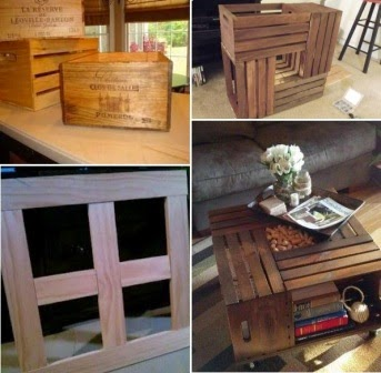 How to Make a Coffee Table from Pallet