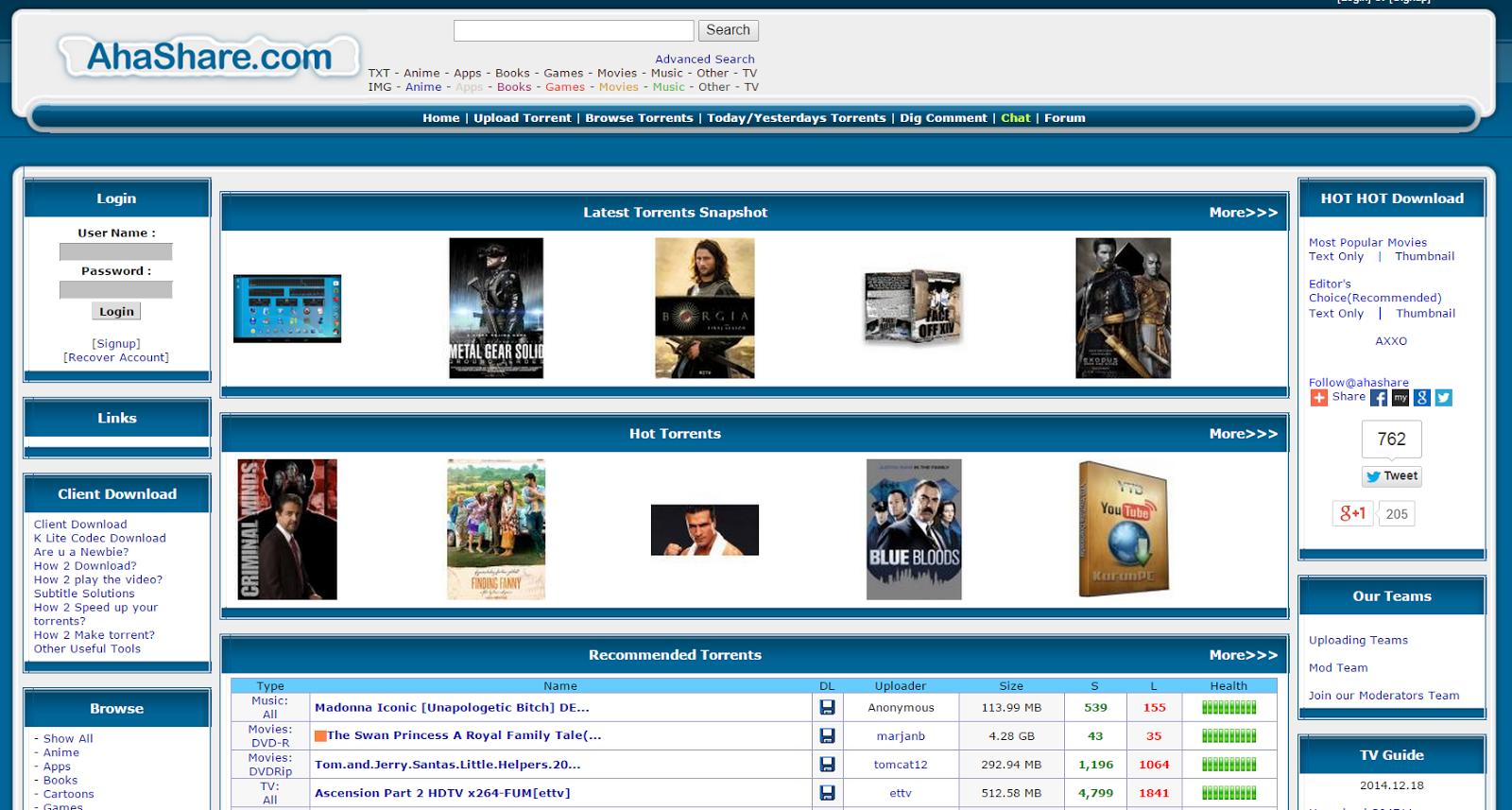 torrent download site quora
