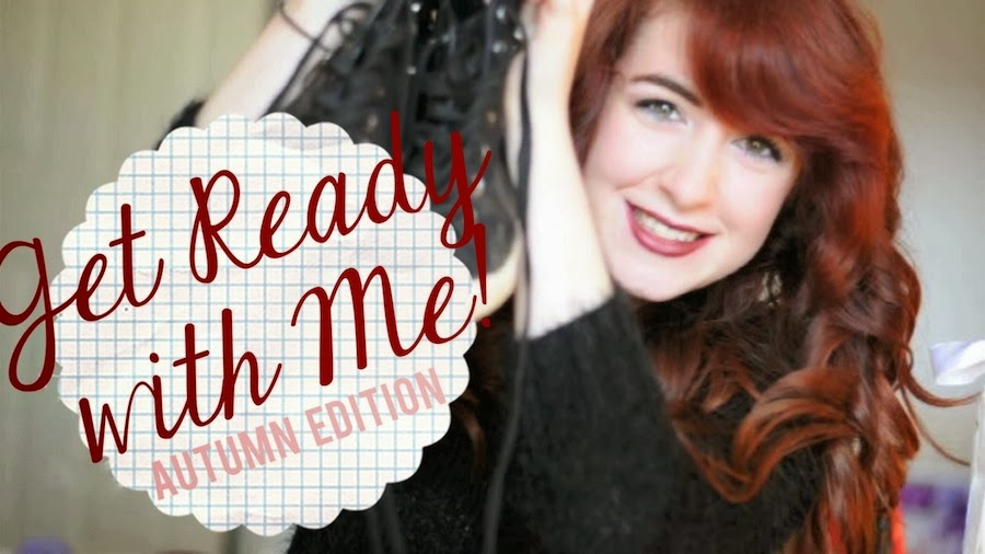 aw13 Get Ready with Me! Video & OOTD
