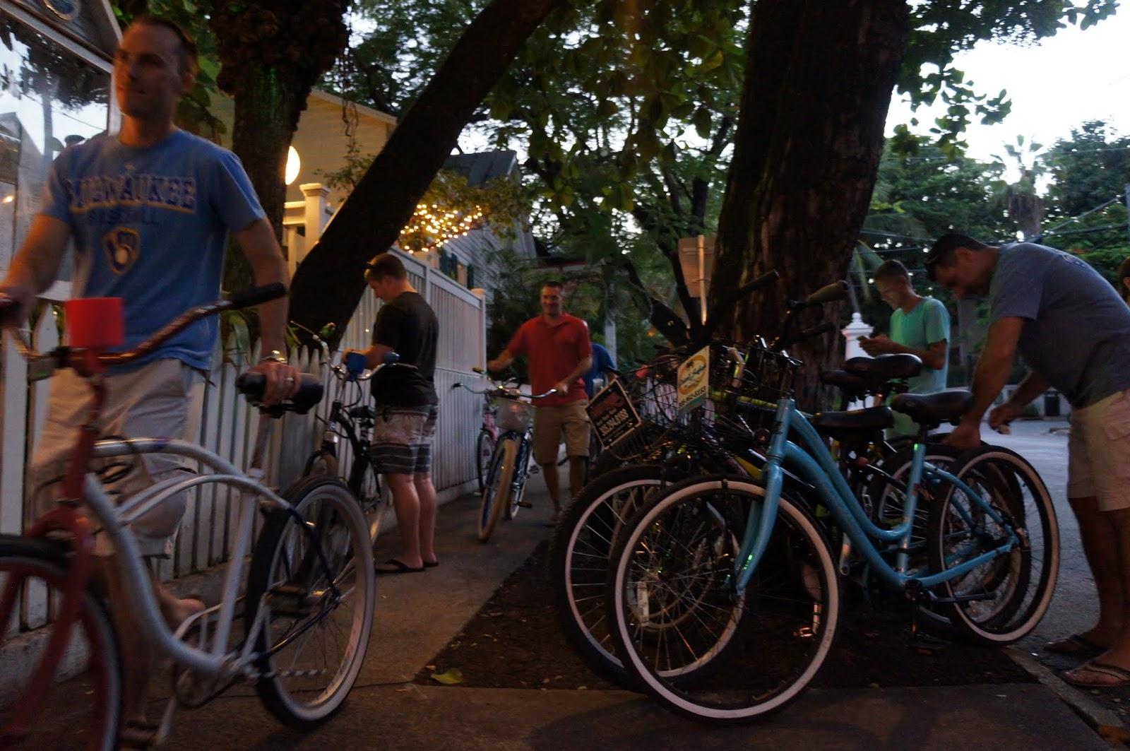 Bicycling in Key West, Bikes in Key West