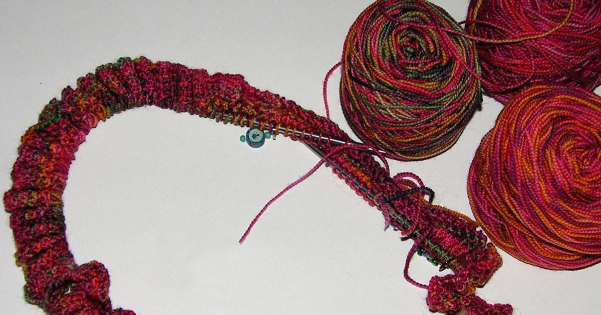 kyarns: Linen Stitch Scarf