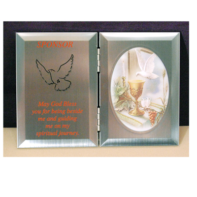 confirmation sponsor gifts saying thank you the catholic gift