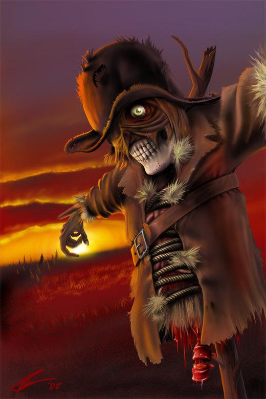 Scarecrow NEW por EvilFlesh