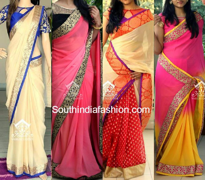 designer sarees by varuni gopen