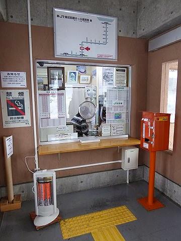 JR東日本 古間駅