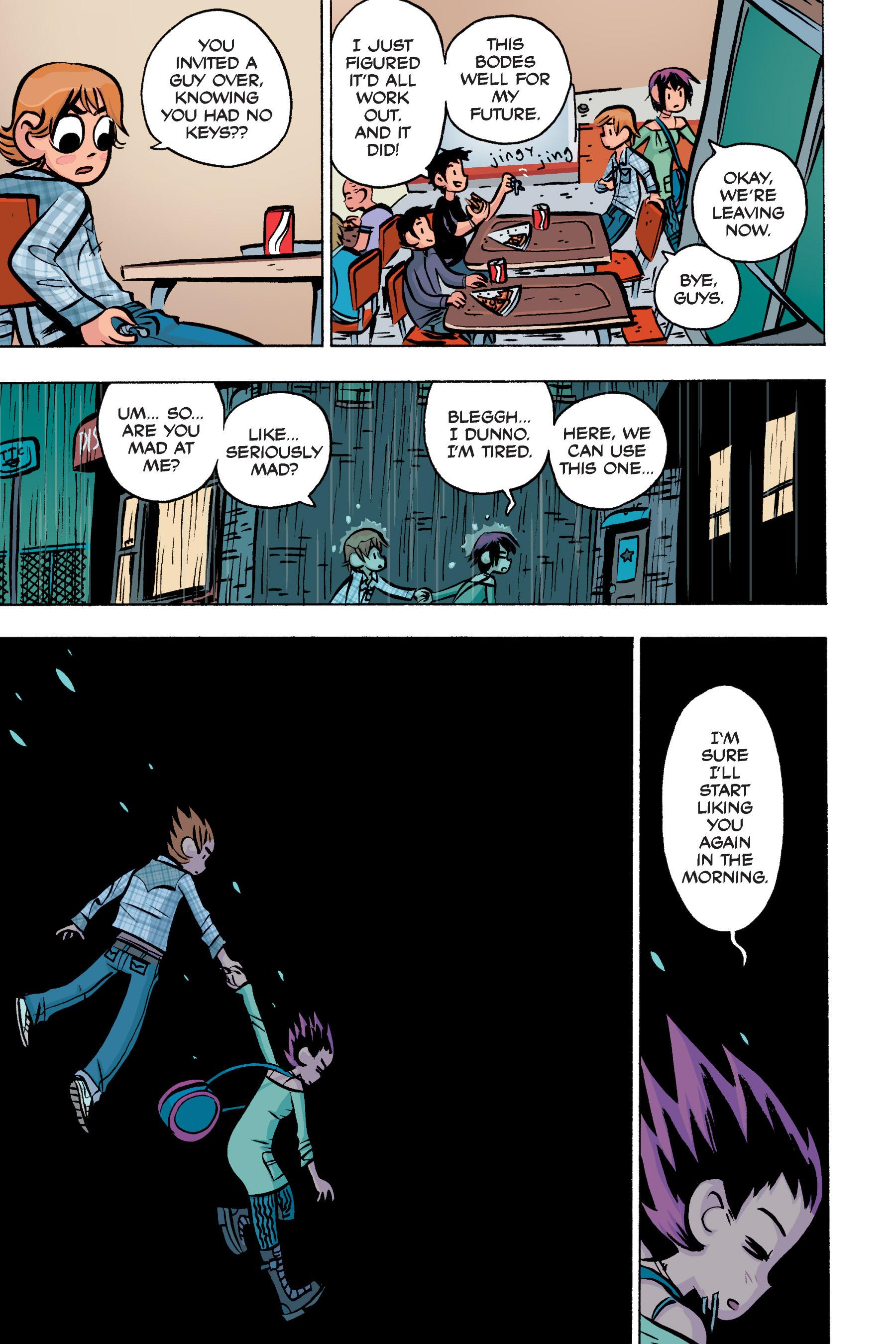 Read online Scott Pilgrim comic -  Issue #3 - 49