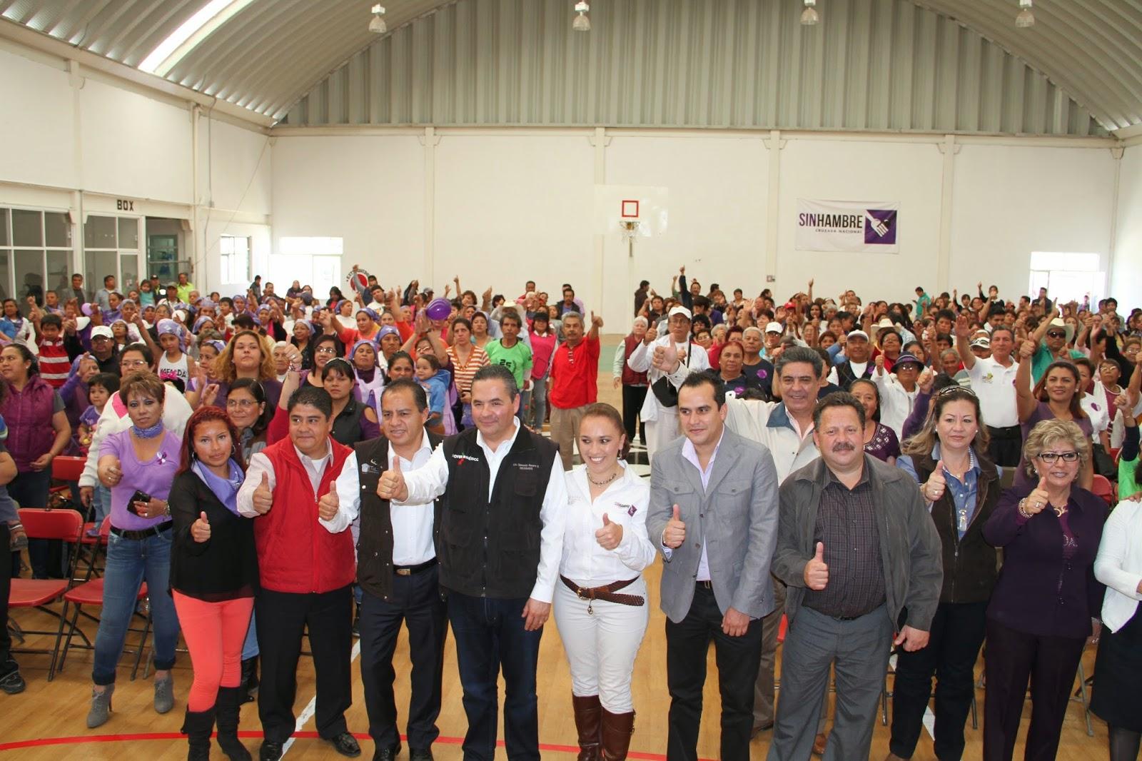 Aperturan Comedores Comunitarios En Tultitl N Y Coacalco
