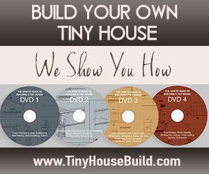 Tiny House Build DVDs