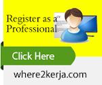 Register @ where2kerja.com