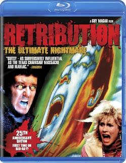 Retribution Blu-ray