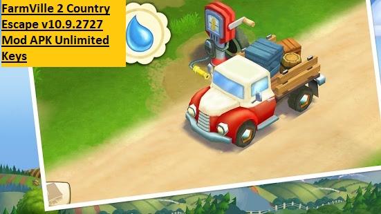 FarmVille 2 Country Escape v10.9.2727 Mod APK Unlimited Keys