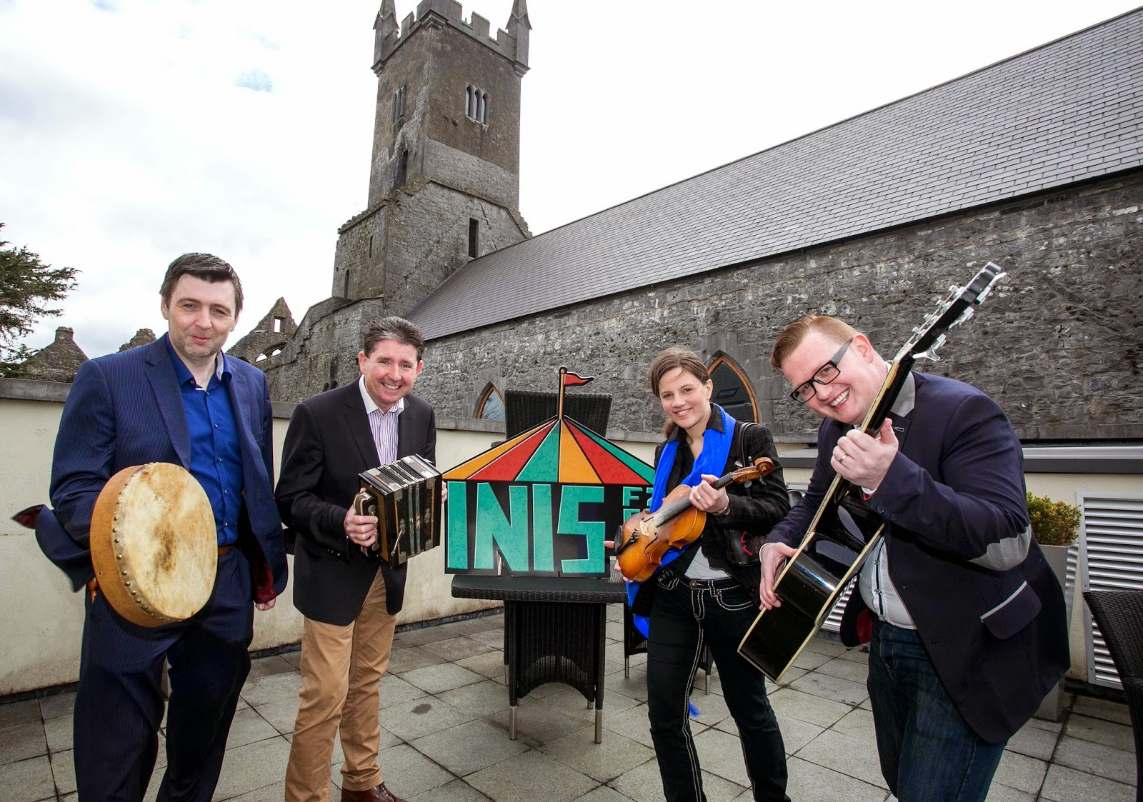 Ireland's newest music festival announced
