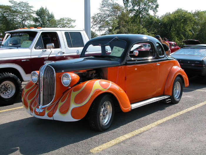 15 cool hot rod cars the world 39 s most beautiful cars. Black Bedroom Furniture Sets. Home Design Ideas