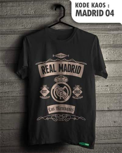 kaos distro bola real madrid 04