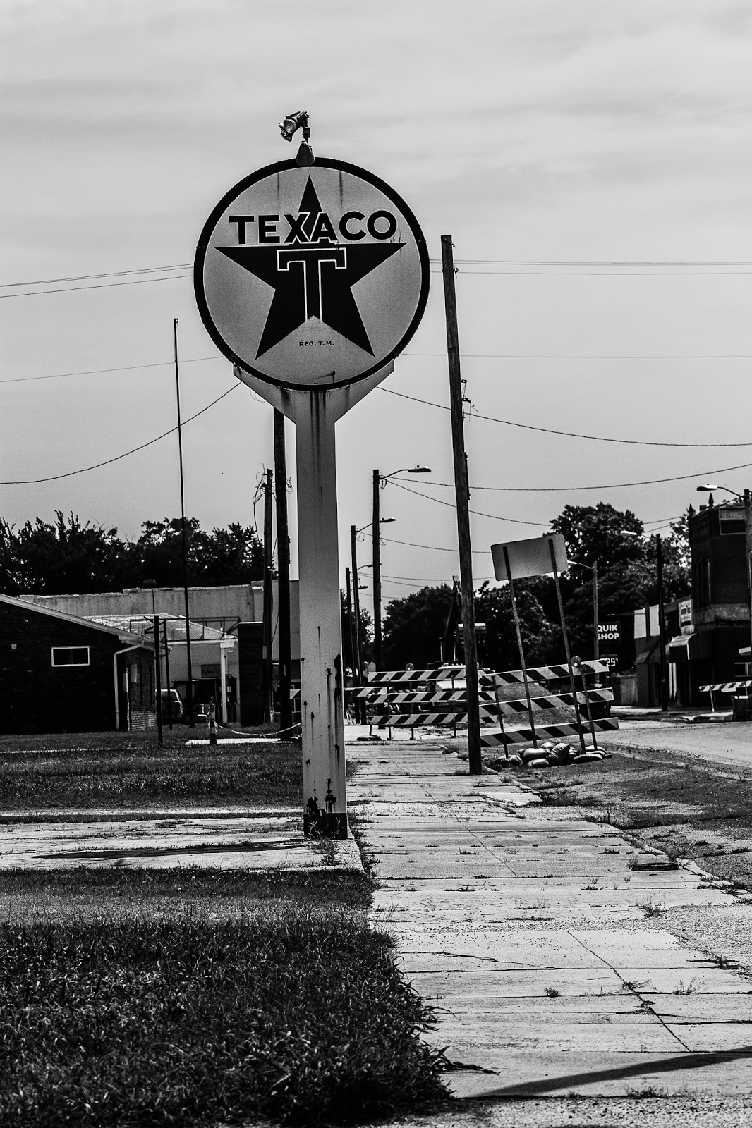 Texaco the history of an American Gas Station! | Michael Rodgers