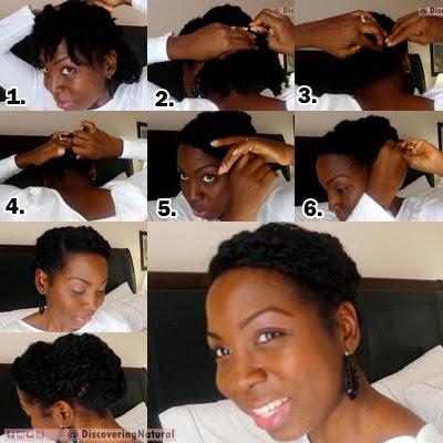 Natural Hair Pictorial