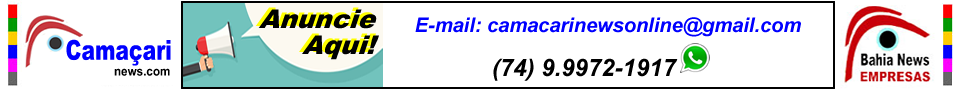 Camaçari News - O maior portal de notícias de Camaçari e Região
