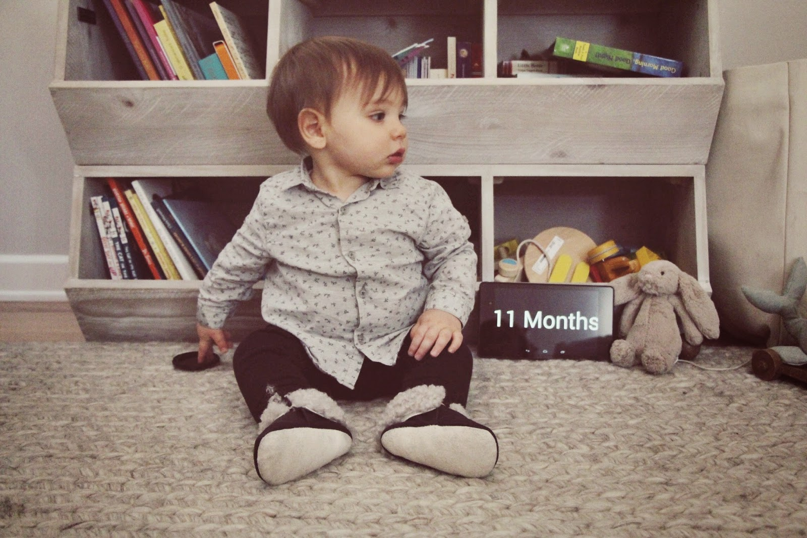 My Love and Beyond - Mommy & Baby Fashion Blog: 11 months old