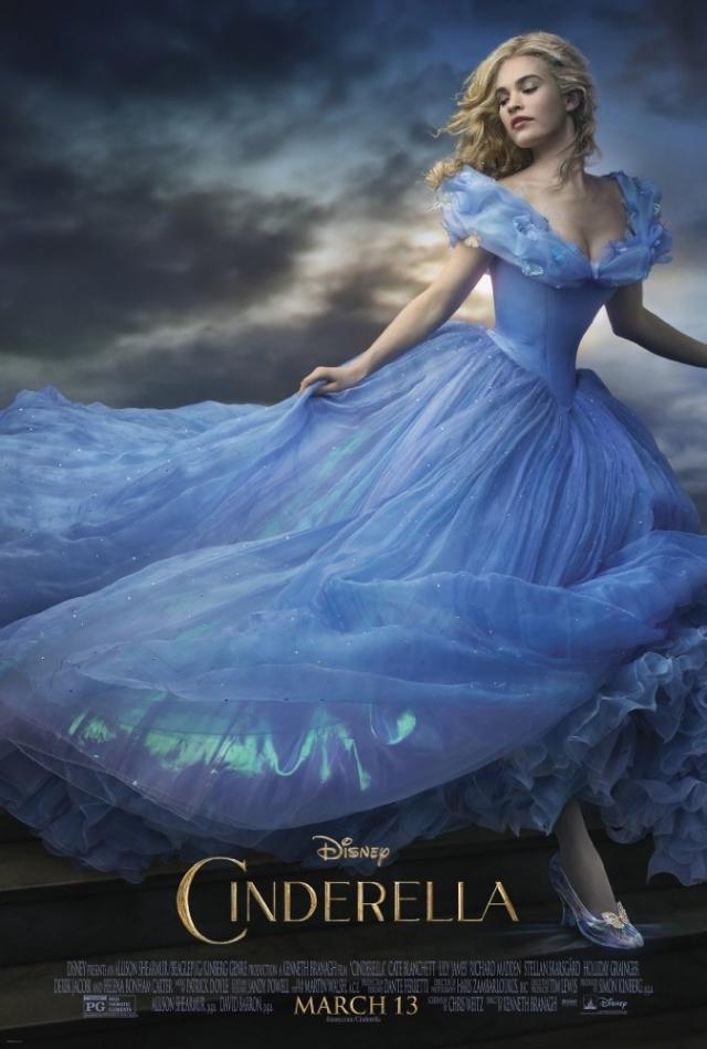 Cô Bé Lọ Lem - Cinderella (2015)