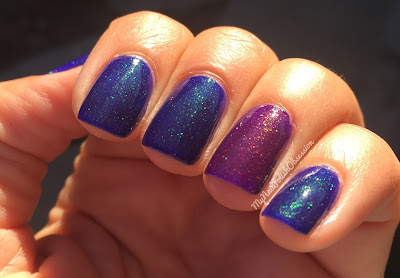 Cirque Colors Coven vs Coronation
