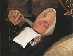 Incorrupt Bodies of the Saints