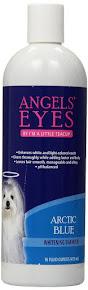 Shampoo Branqueador Angels' Eyes Para Cães - Importado 473ml