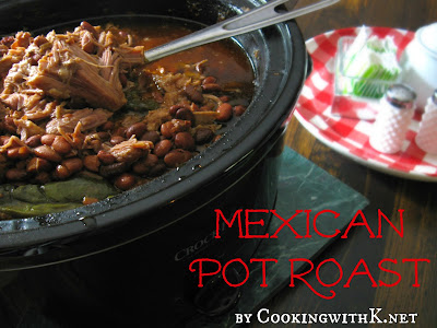 Crockpot Mexican Pot Roast