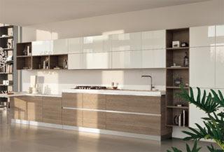 Arredamenti moderni cucine stile moderno qualche idea for Arredamenti moderni cucine
