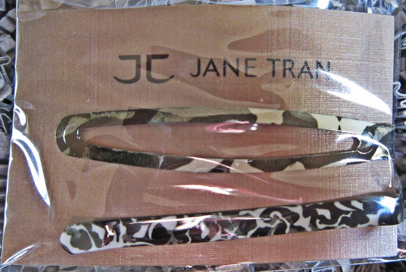 Jane Tran Hair Accessory Assortment