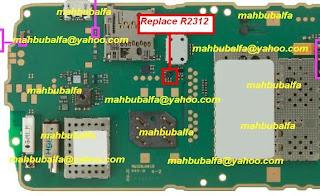 Nokia C3 Insert SIM card