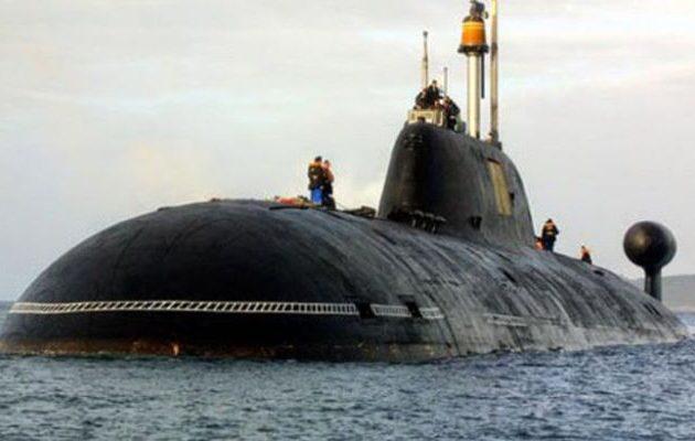 Απίστευτο: Πήραν πυρηνικό υποβρύχιο και το «ξέκαναν» με την πρώτη (βίντεο)