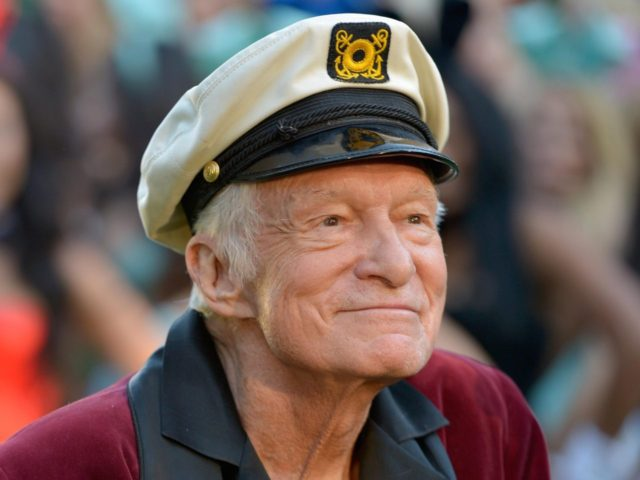 PLAYBOY FOUNDER DEAD AT 91