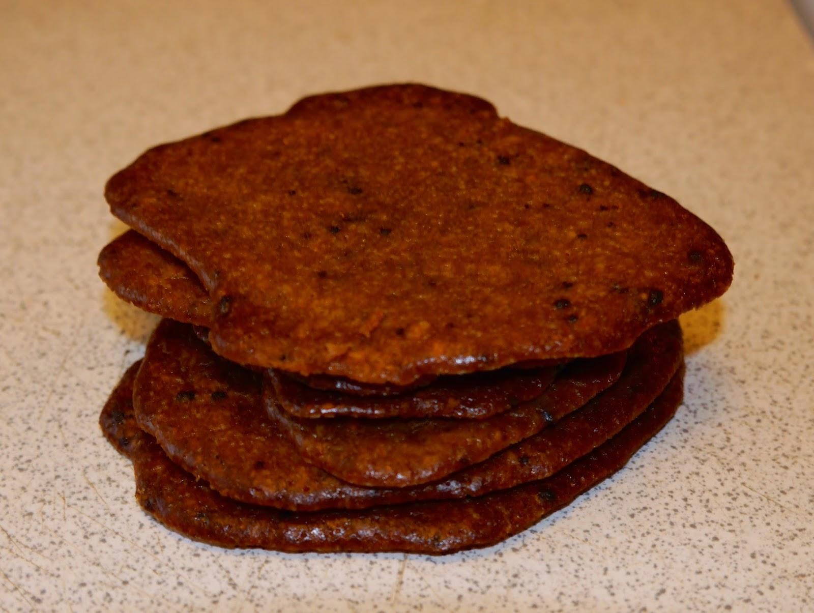 Cecilies mad og liv: Macadamia Lace Cookies