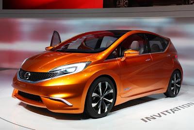 Harga dan Spesifikasi Mobil Baru Nissan Invitation 2012 Terbaru