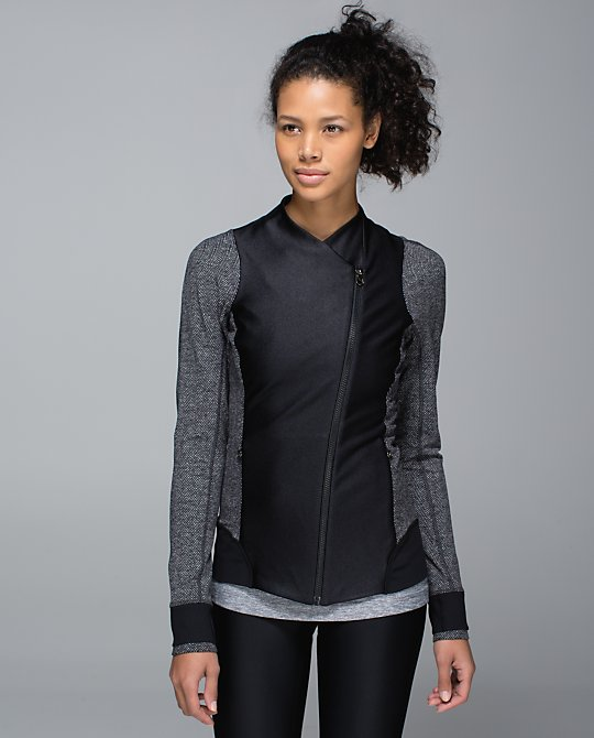 lululemon emerged renewed jacket