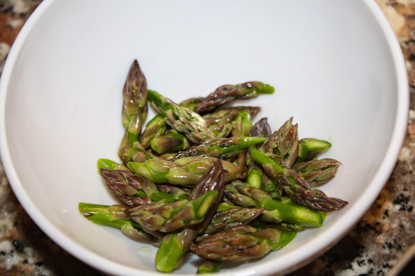 punte asparagi