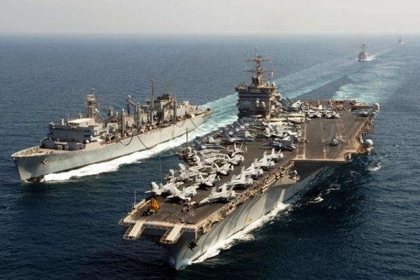 Kapal induk USS Enterprise