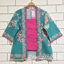 Foto Baju Batik Encim Pekalongan