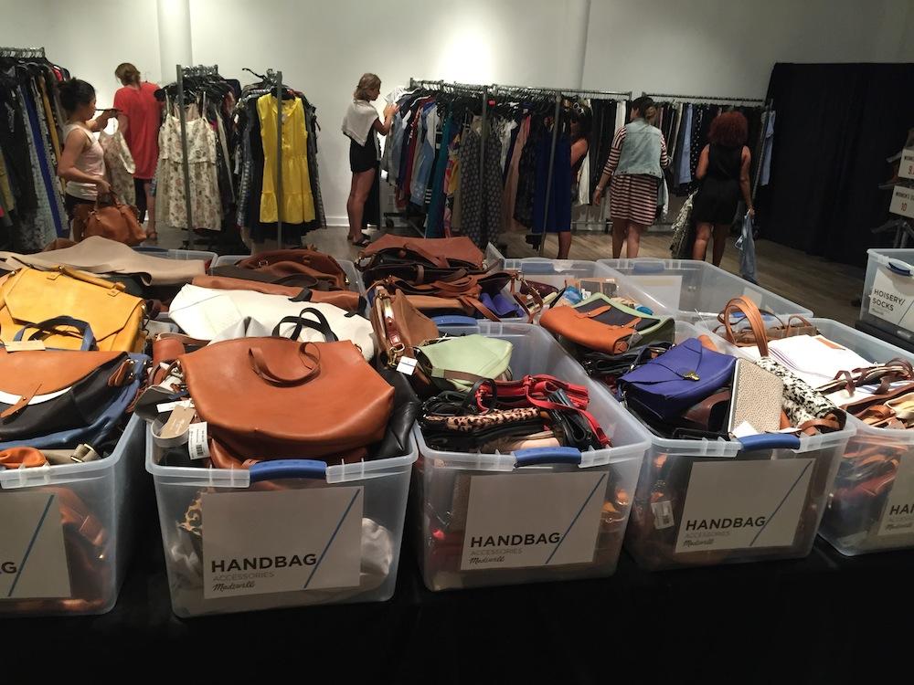New York à la Keiko: nykeiko shops: Madewell Sample Sale [June ...