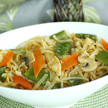 Thai Noodle Stir Fry