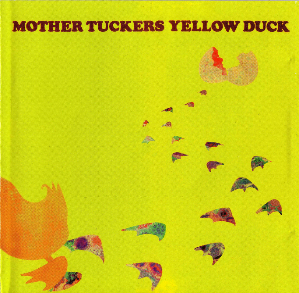 Mother Tuckers Yellow Duck One Ring Jane