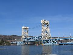 More Lift Bridge Testing