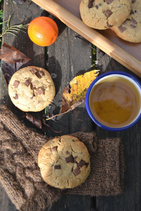 cookies au beurre de cacahuète recette sans gluten sans lactose