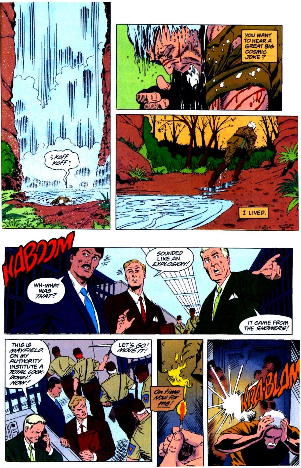 Deathstroke (1991) Issue #26 #31 - English 18