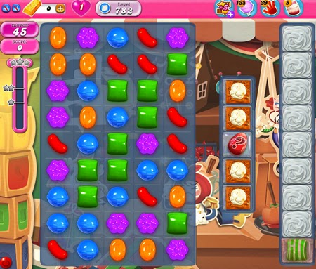 Candy Crush Saga 782