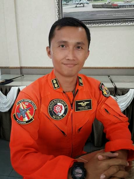 Letkol Pnb Firman Dwi Cahyono (dok detikcom)